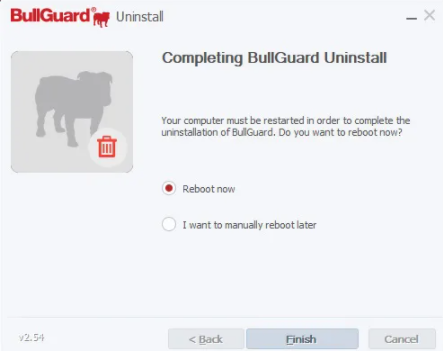 How to uninstall and reinstall bullguard