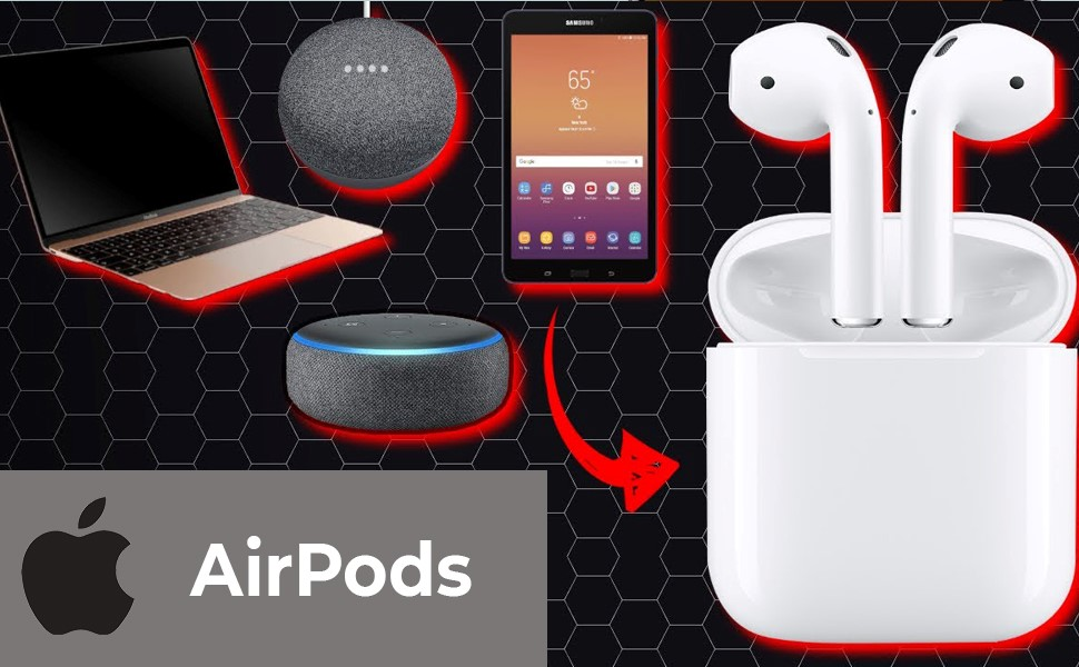 How to Connect Airpods with Android Phone and Bluetooth Devices