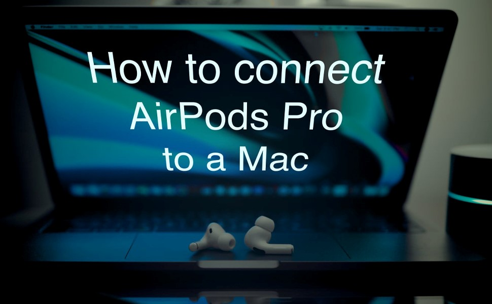 Pair Airpods with Mac