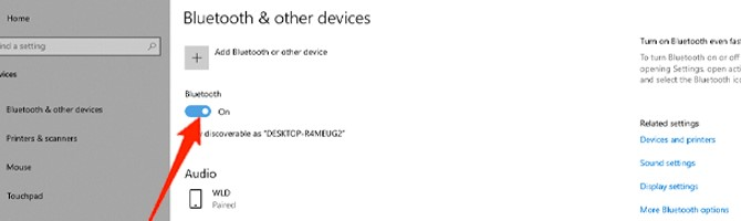 Bluetooth Other Device
