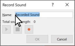 Recorded Sound