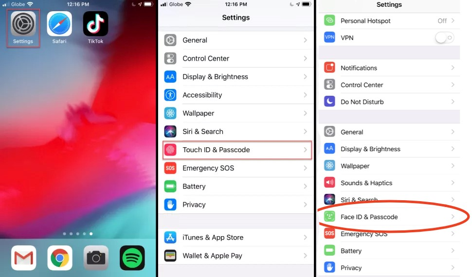 How to Change Password on iPhone